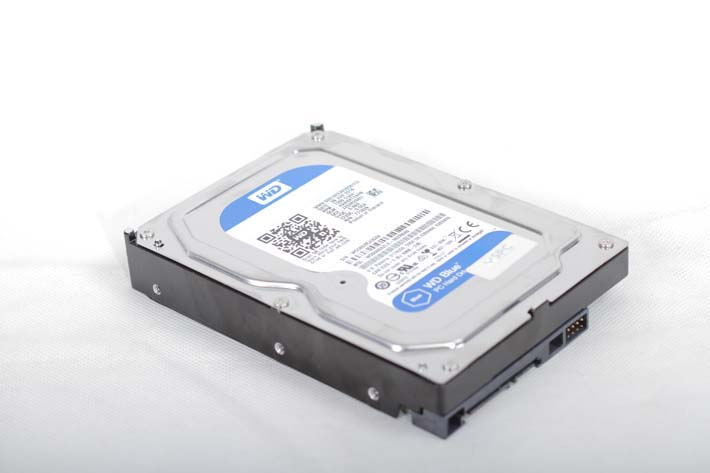 "WD HDD Blue 1TB 3.5"" SATA 6Gb/s/64MB Cache/ 7200RPM"
