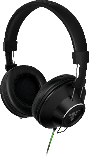 Razer Adaro Stereos – Analog Headphone (RZ12-01100100-R3M1)