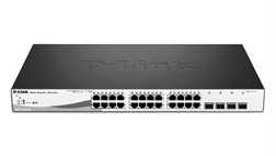 28 Port PoE Gigabit Web Smart Switch including 4 Gigabit SFP ports