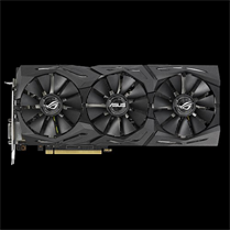 Asus ROG Strix GeForce® GTX 1070 Ti Advanced edition 8GB GDDR5( ROG-STRIX-GTX1070TI-A8G-GAMING)
