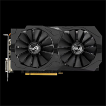 Card màn hình ASUS GTX 1050Ti 4GB ROG STRIX OC Edition (ROG STRIX-GTX1050TI-O4G-GAMING)