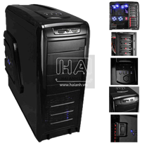 Case Orient W1 (Gaming, Server - Black)
