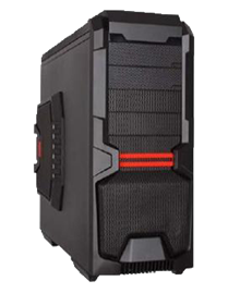 Case Orient W3 Gaming (Mid Tower)