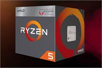 AMD Ryzen 5 2400G 3.6 GHz (3.9 GHz with boost) / 6MB / 4 cores 8 threads / Radeon Vega 11 / socket AM4