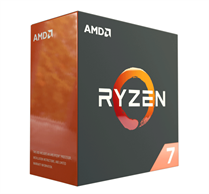 CPU AMD Ryzen 7 1800X 3.6 GHz (4.0 GHz with boost) / 20MB / 8 cores 16 threads / socket AM4