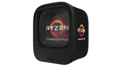 CPU AMD Ryzen Threadripper 1920X (3.5 Upto 4.0GHz/ 24MB/ 12 cores 24 threats/ TR4) no fan