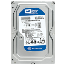 "WD HDD Blue 1TB 3.5"" SATA 6Gb/s/64MB Cache/ 5400RPM"