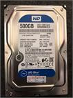 "WD BLUE 500GB/3.5"" SATA 6GB/S/ 32MB CACHE/ 7200RPM"