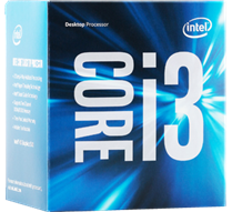 Intel Core i3-6300 3.8 GHz / 4MB / HD 530 Graphics  / Socket 1151 (Skylake)