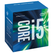Intel® Core™ i5 - 6400 2.7 GHz / 6MB / HD 4600 Graphics / Socket 1150 (skylake)