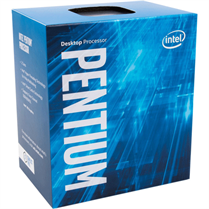 Intel®  Pentium® G4560 3.5G / 3MB / HD Graphics 610 / Socket 1151 (Kabylake)