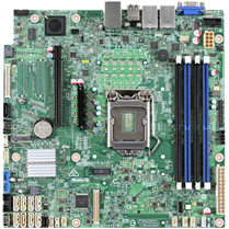 Intel® Server Board 1200SPS LGA1151
