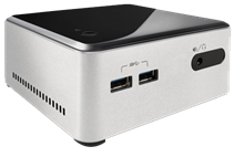 Intel NUC D34010WYKH /Core i3-4010U (mini PC)