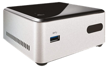 Intel NUC DN2820FYKH0, 933307/ Intel N2820 (mini PC)