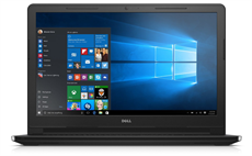 Laptop Dell Inspiron 3552 70093473 N3710/4Gb/500Gb 15,6'' W10SL