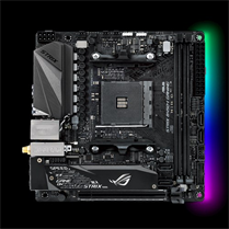 Mainboard ASUS ROG Strix B450-I Gaming AMD Ryzen 2 AM4 DDR4 HDMI M.2 USB 3.1 Gen2 mITX