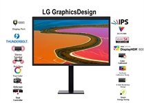 "Màn hình LG 27MD5KB-B 27"" Class UltraFine™ 5K IPS LED"