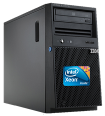 Máy chủ SERVER IBM System X3300M4-Tower (7382 – B2A)