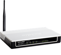 Modem TP LINK TD-W8901G/GD Wireless (4P)