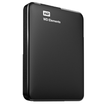 "Ổ cứng di động WD Elements 500GB - 2,5"" USB 3.0"