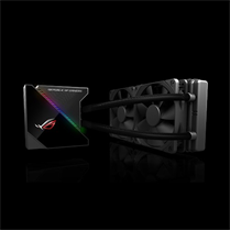 ROG Ryujin all-in-one liquid CPU cooler with color OLED (ROG RYUJIN 240)