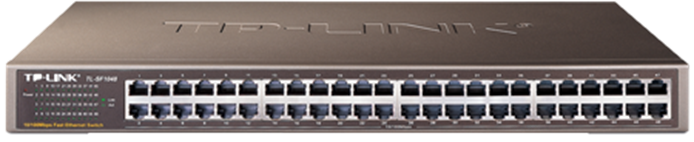 Switch TP-Link TL-SF1048