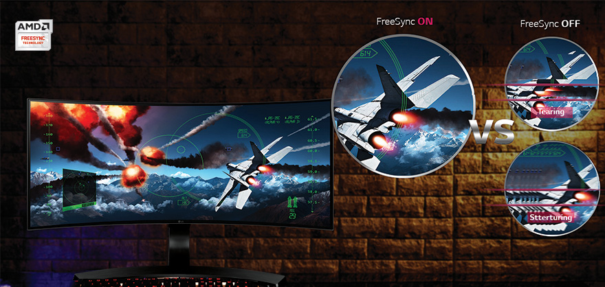 The Big Convergence of Freesync & 21:9 Curved UltraWide